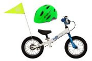 ByK Balance Bike and Toddler Helmet Combo Deal