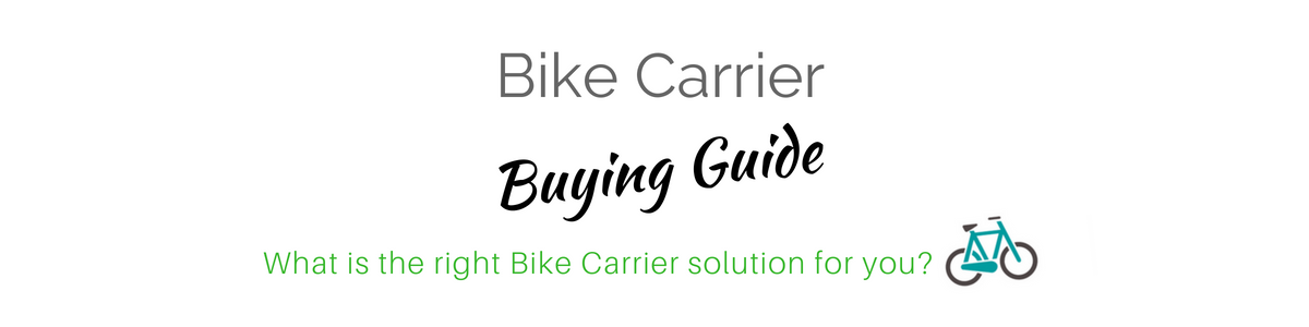 Bike carrier Buying Guide