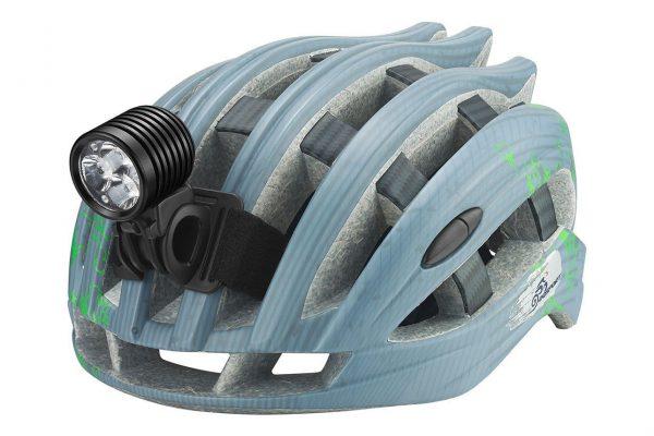Olympia helmet mount gemini bike light goRide