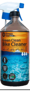 Spray Bike Cleaner - Clean Green - Transparent