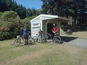 The Remutaka Cycle Trail, NZ - a 'great' family multi day ride