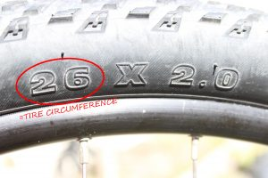 Tire Circumference