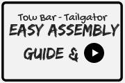 Tow Bar & Kids Recreation Helmet - instructions
