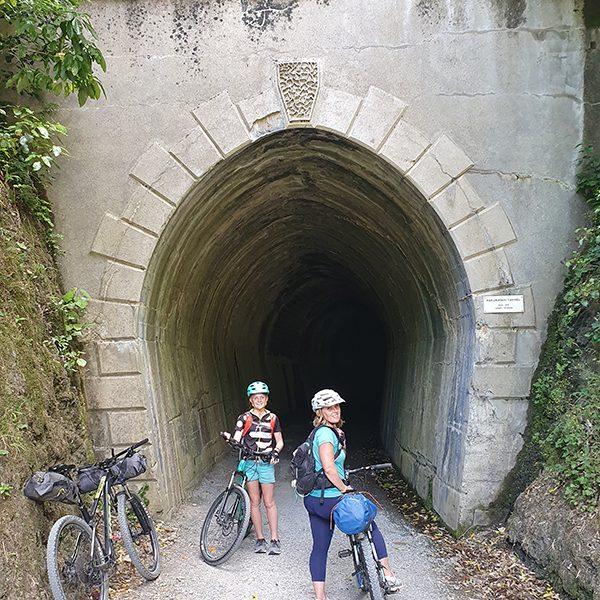 Tunnel Rimutaka Incline goRide