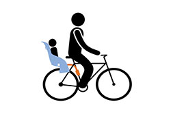 Rear Child Seat