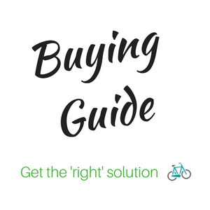 Buying Guide - white background