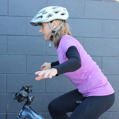 Learning bike efficiency