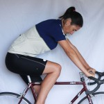 Chi Riding incorrect bike riding position goRide