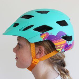 Helmet adjustment V