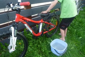 Bike Cleaning Kit - whats in one?