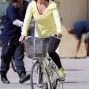 Tis season biking cycling art props modern women goRide