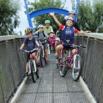 How to have a 'great' family biking holiday