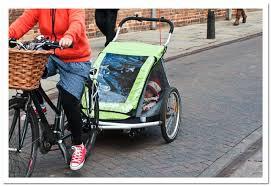 Babies bikes. Rear trailer. goRide