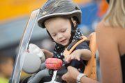 Mini Nexxt & Sleep support - fun family riding