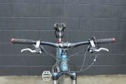 Riser bike handlebars. Handlebar shapes. goRide