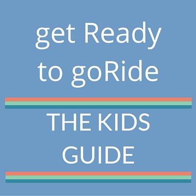 get Ready to goRide heading