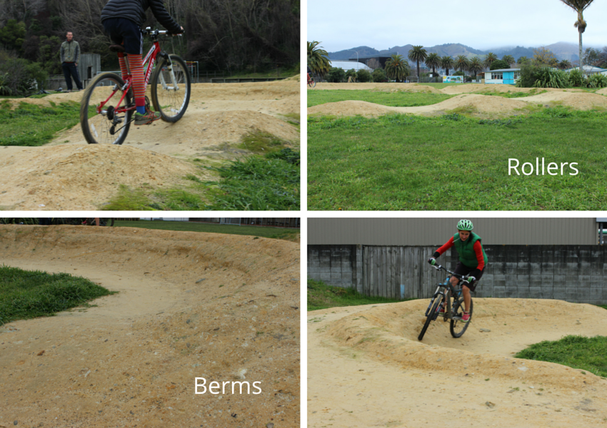 Berms Rollers pump tracks goRide 850x 600