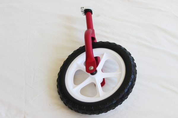 Front wheel and forks Cruzee balance bike