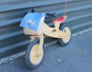 Handlebar bag kids bike goRide