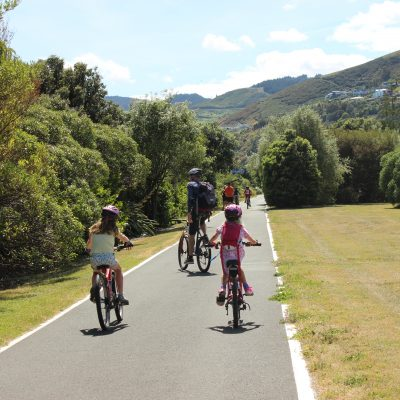 A shared cycle pathway