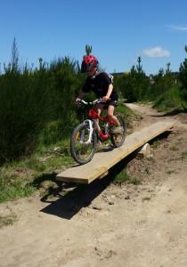 Bike skills. Taupo. goRide