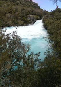 Huka Falls. Taupo. goRide