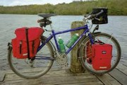 Touring bike. Types of bikes. goRide