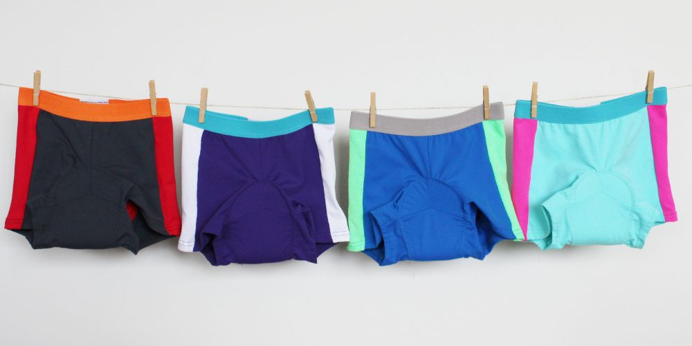 Kids Bike Pants. goUnders. goRide