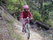Egg helmet & skin - young recreation bike rider