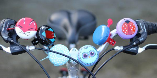 Multiple Beep Bicycle Bells. goRide NZ
