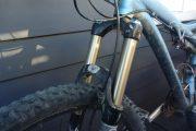Front suspension. Bike Types. goRide