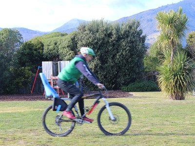 Yepp Maxi kids bike seat kids 1-6 goRide