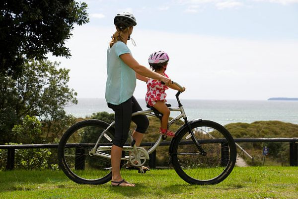 5835b087a7c Bike Seats for Kids - What are the options  • goRide.co.nz