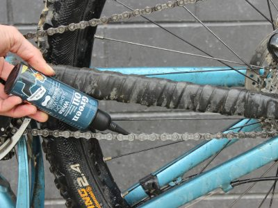Bike chain wax dry lube goRide