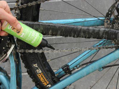 Bike chain wet lube goRide
