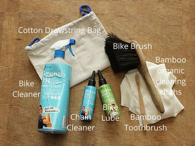 Clean bike and chain goRide essential plus  kit 600 w labelled v4