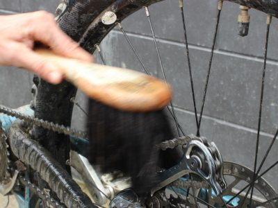 Durable Bike cleaning brush goRide