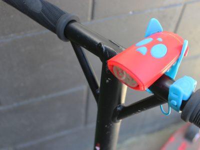 Kids Bike bell and light mini hornit goride