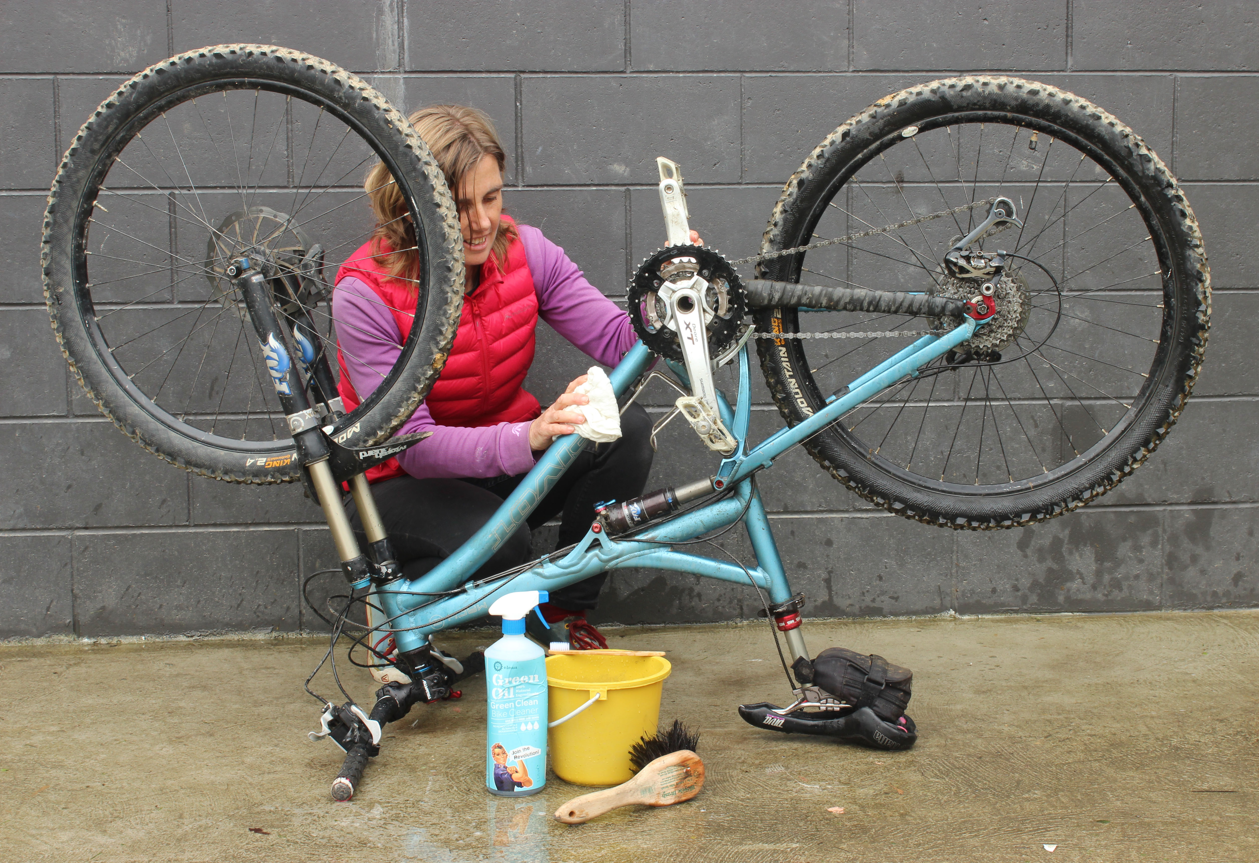 Cleaning Your Bike Care For Your Bike Goride