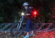 Bike light - rear - be seen visibility lights