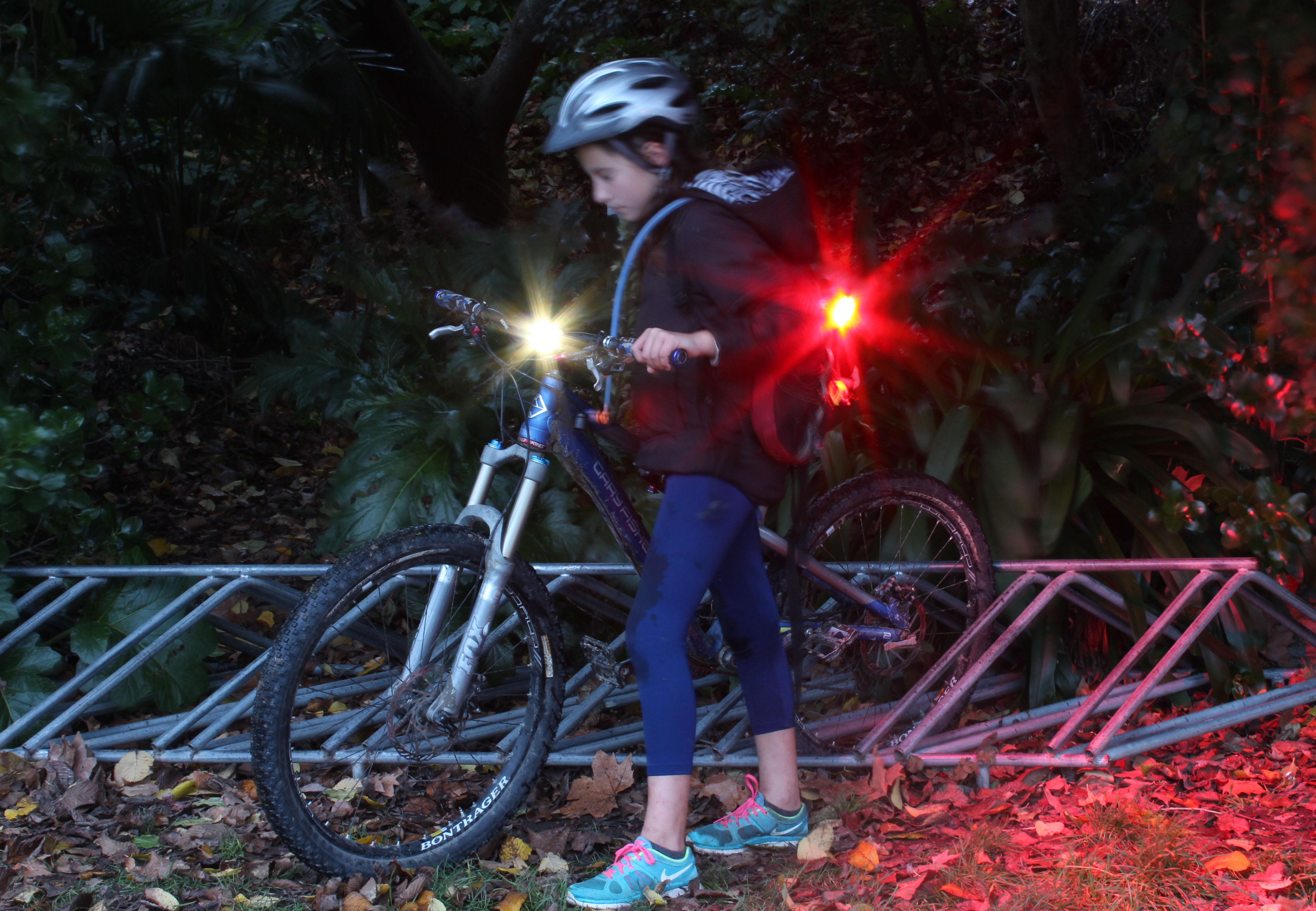 Bike Light Buying Guide Goride Co Nz