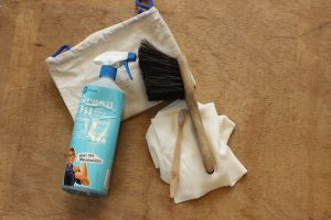 Basic bike cleaning kit