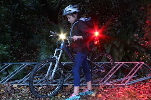 Knogg Blinder visbility bike light set 600w goRide