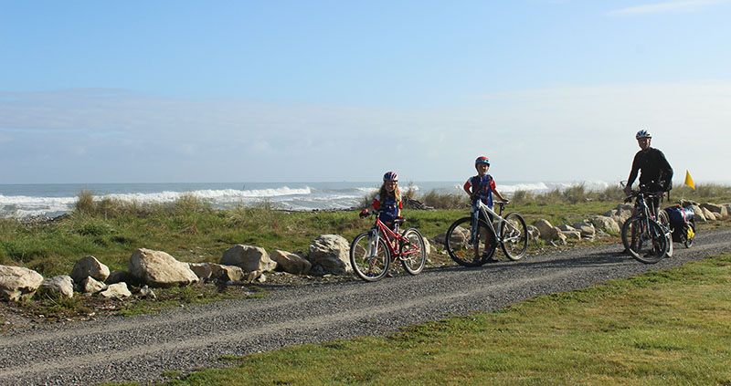 Greymouth Coastal Westcost Wilderness Bike Trail goRide