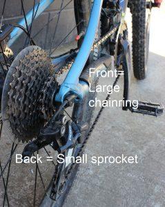 right bike gear descending hills high goRide