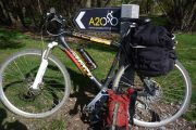 Touring saddle & fingerless glove combo - NZ Cycle Trails