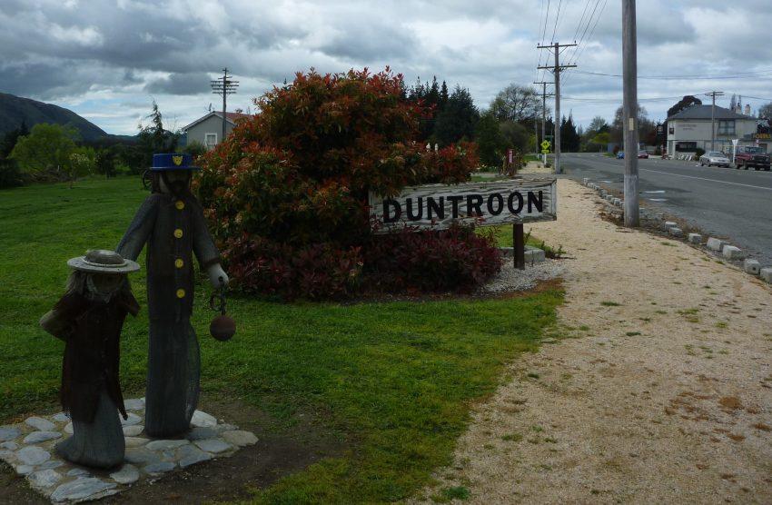Duntroon. Alps to Ocean. goRide