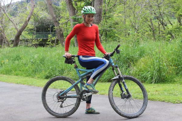 Womens Riding Clothing - fabric choice. goRide