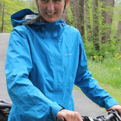 Outer layer. Women's riding clothing. goRide
