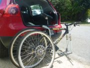 How to Get a Wheel Off & Back onto a Bike